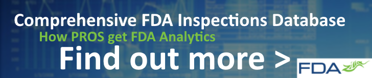 FDA Inspection Database